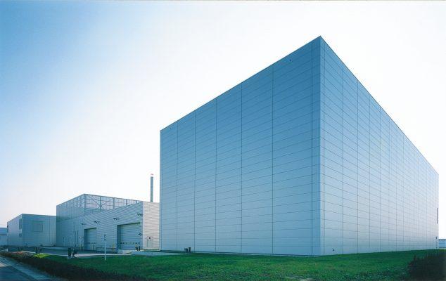 ノボ・ノルディスク・ファーマ株式会社 郡山工場の施工事例