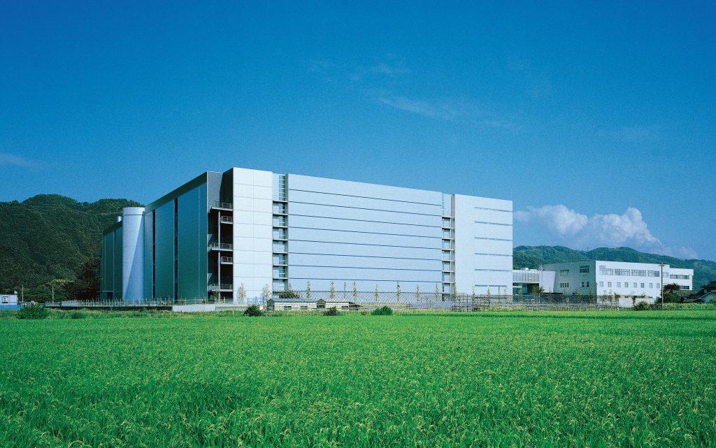 セイコーエプソン 豊科事業所 第二工場棟