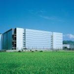 セイコーエプソン 豊科事業所 第二工場棟の施工例