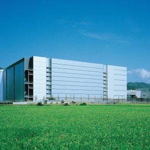 セイコーエプソン 豊科事業所 第二工場棟の施工事例