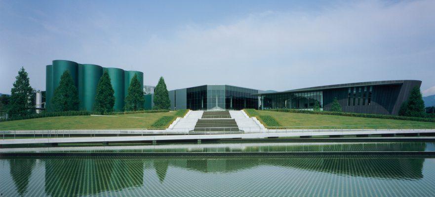 アサヒビール神奈川工場の施工事例