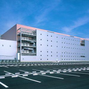 トーハン桶川SCMセンターの施工事例