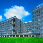 東京大学(柏)総合研究棟(環境学研究系)