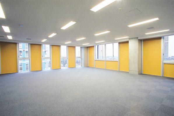 東京大学(柏)総合研究棟(環境学研究系)の施工事例