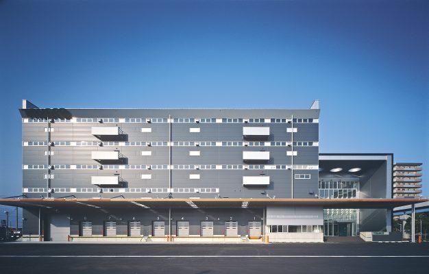 トラスコ中山 プラネット神戸の施工事例