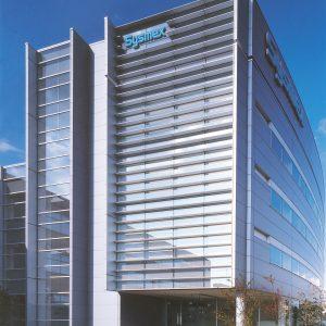 シスメックス 加古川工場の施工事例
