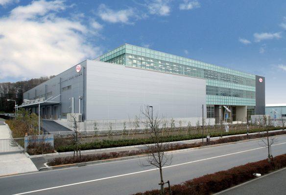 日本バルカー工業 M・R・Tセンターの施工事例