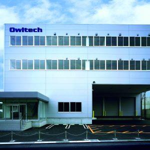 オウルテック 配送センターの施工事例