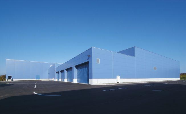 DHC 長沼工場の施工事例