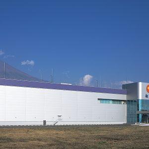 松屋フーズ 富士山工場の施工事例