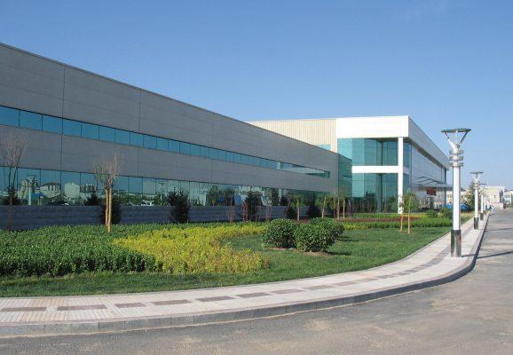 天津天士力薬業 新規製剤工場の施工事例