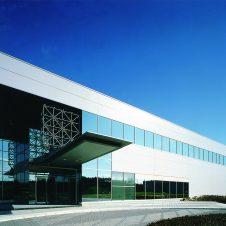 日本ケンブリッジフィルター 東北工場