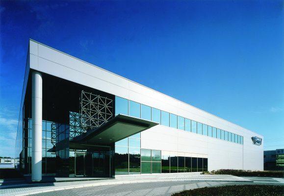 日本ケンブリッジフィルター 東北工場の施工事例