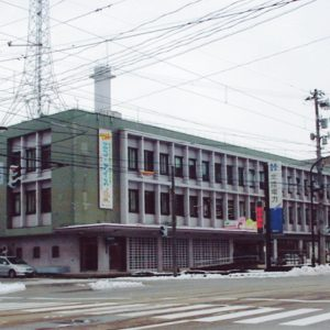 北陸電力 高岡支店の施工事例