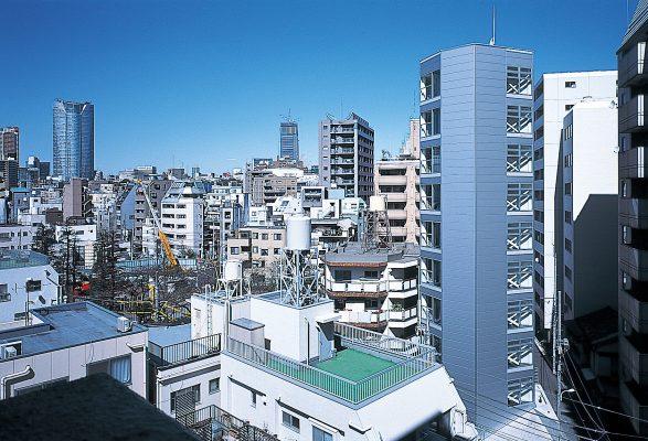 FLEG HIGASHI AZABUの施工事例