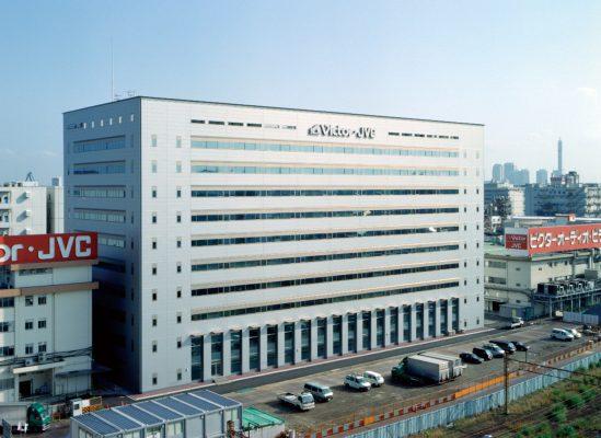 日本ビクター テクノウイングの施工事例
