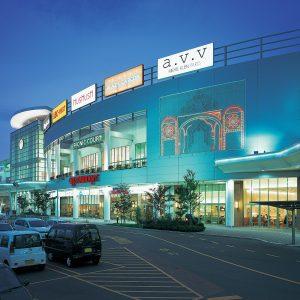 イオン盛岡ショッピングセンターの施工事例