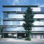 fw bldg. (駒沢通りの集合住宅)の施工例