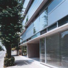 fw bldg. (駒沢通りの集合住宅)