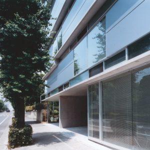 fw bldg. (駒沢通りの集合住宅)の施工事例