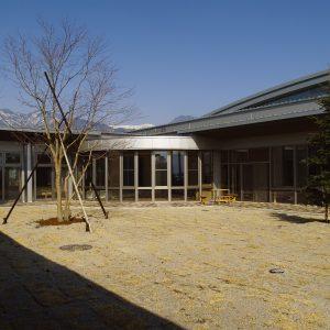 安曇野市穂高健康支援センターの施工事例