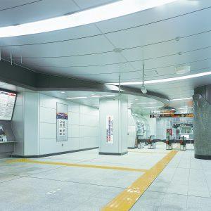 つくばエクスプレス つくば駅の施工事例