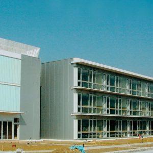 早稲田大学 理工学総合研究センター・九州研究所の施工事例