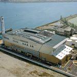 尼崎市ごみ焼却施設 第2クリーンセンターの施工例