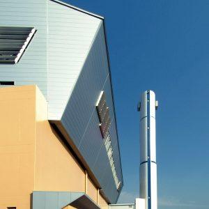 尼崎市ごみ焼却施設 第2クリーンセンターの施工事例