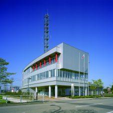 射水消防組合庁舎