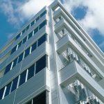 東北大学 片平キャンパス多元物質科学研究所 材料・物性総合研究棟の施工例