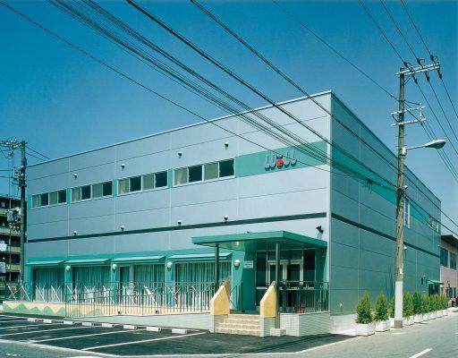 大阪福祉事業団 職員共済会館の施工事例