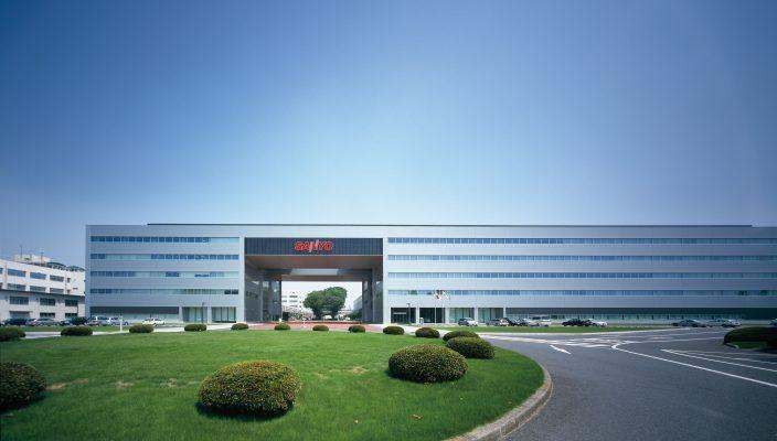 三洋電機 東京製作所 テクノゲートの施工事例