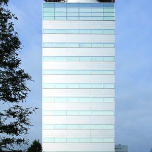 ホソカワミクロン 新本社ビルの施工事例