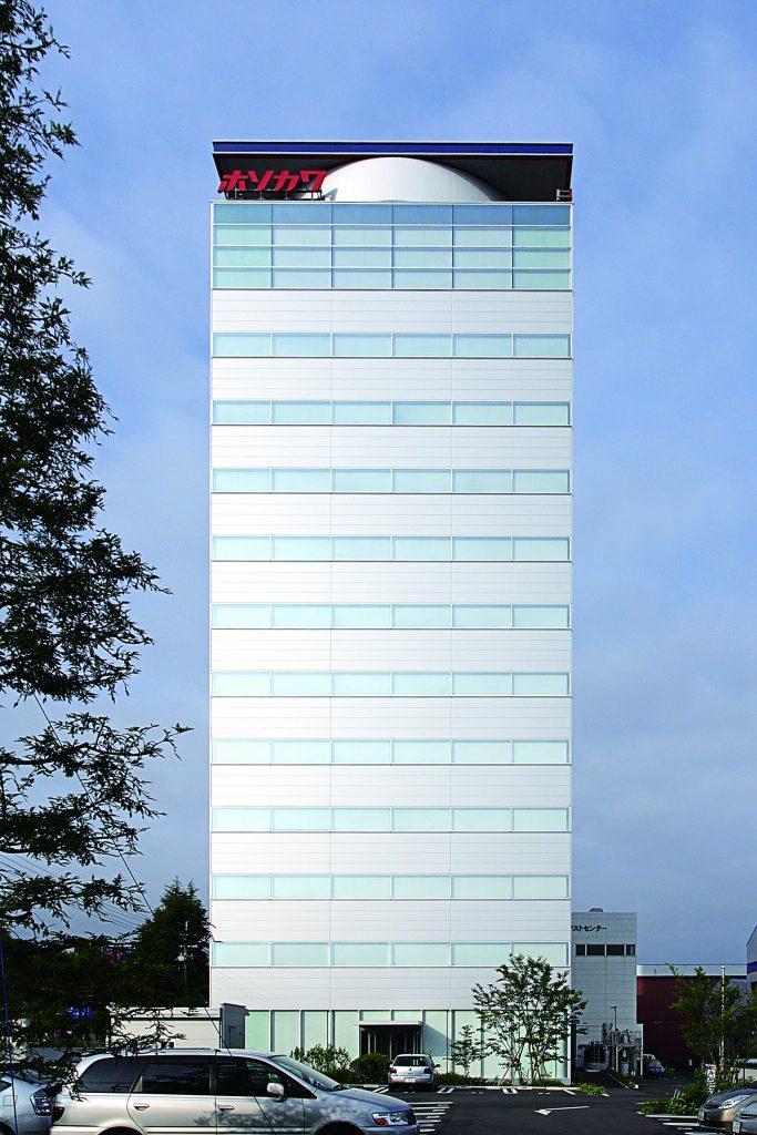 ホソカワミクロン 新本社ビル