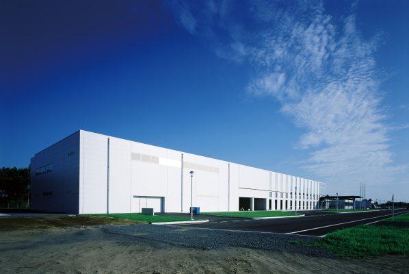 日立建機 常陸那珂工場の施工事例