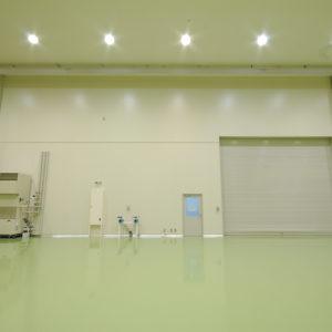 長州産業 本社C棟の施工事例