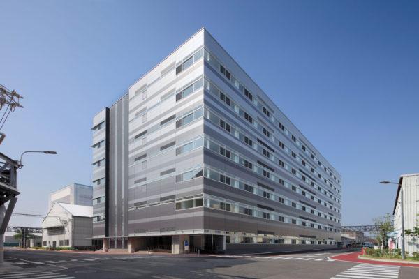 三菱電機 神戸製作所 技術棟の施工事例