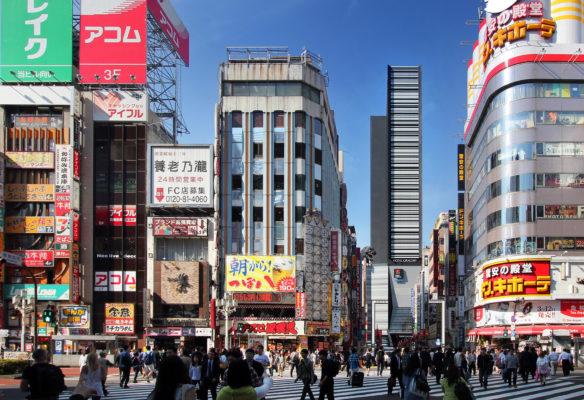 新宿東宝ビルの施工事例
