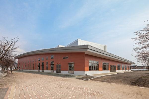 南陽市文化会館の施工事例