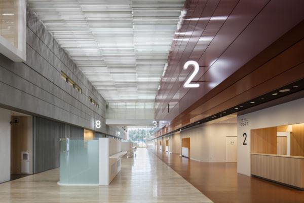 立川綜合病院の施工事例