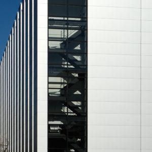 清水建設技術研究所 材料実験棟の施工事例