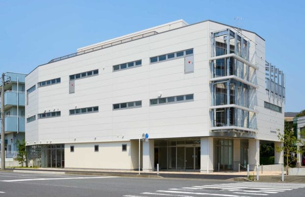 横浜十番館 港北工場の施工事例