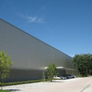 ヨックモッククレア 日光工場の施工事例