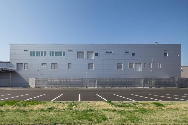 株式会社登米村田製作所 A棟の施工事例