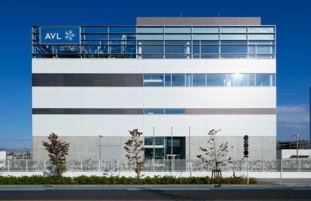 AVL JAPAN TECHNICAL CENTERの施工事例