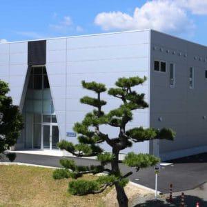 某生産開発センター開発棟の施工事例