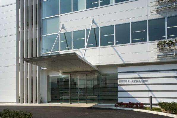 福岡空港ターミナルビル別棟の施工事例