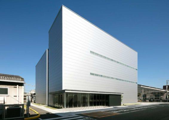 株式会社GSユアサ 京都事業所 東18号棟の施工事例