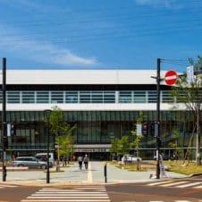 北陸新幹線 飯山駅